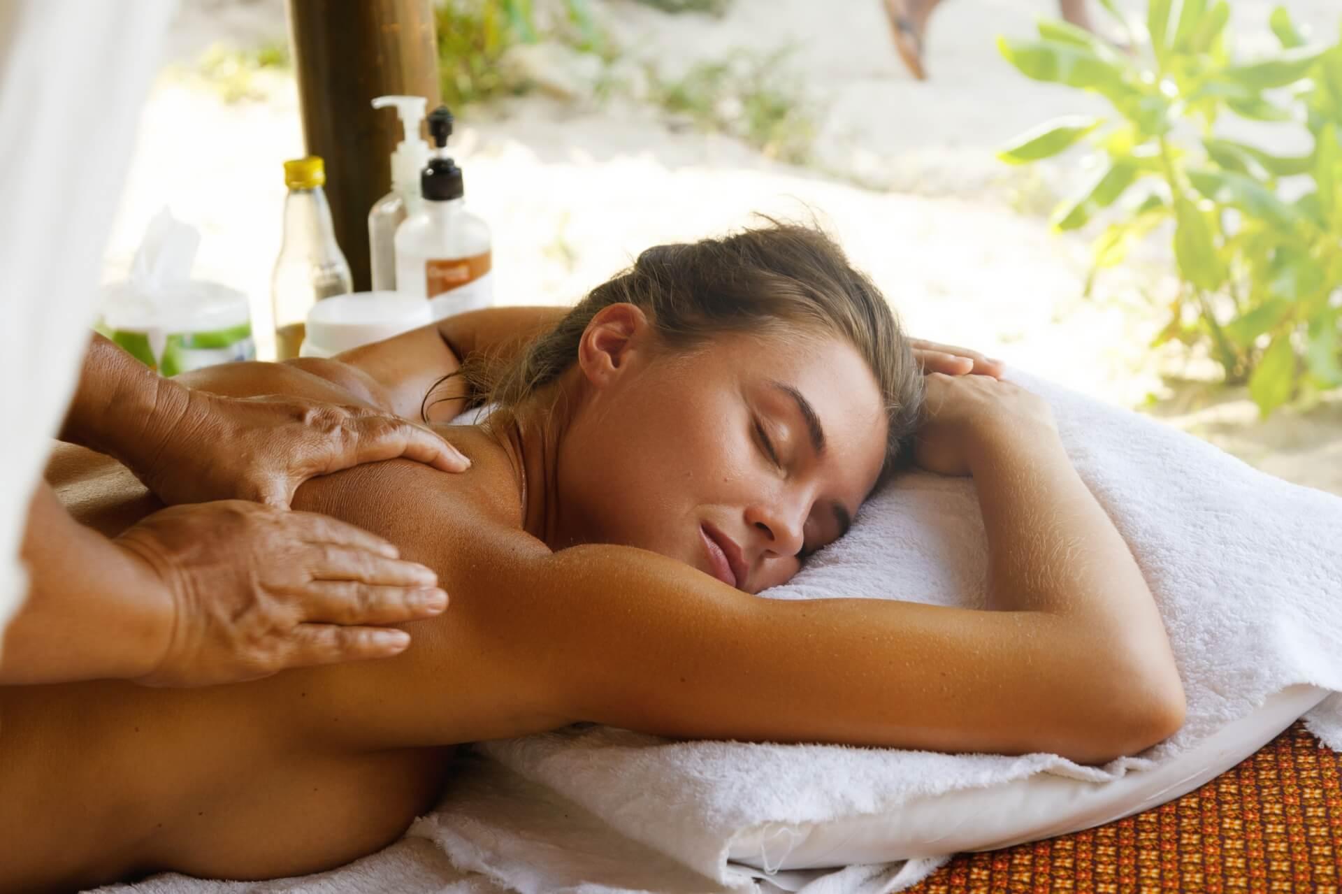 Более 30 видов массажа в Геленджике